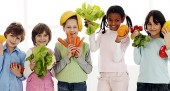 How can I get my children to eat their veggies?