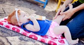 Sunscreen: What you need to know for little ones