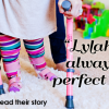 """Lylah will always be perfect to us"""