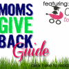 {Moms Give Back Guide} Consign. Shop. Save. Give Back.