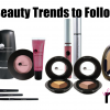 Beauty Trends to Follow in 2015