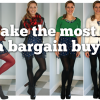 Make the Most of a Bargain Buy!
