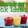 Thirty Summer Snack Ideas