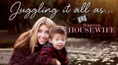 Juggling it all as … The Happening Housewife