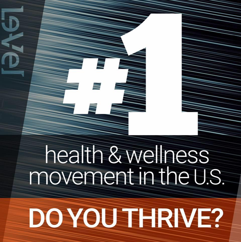 Do you THRIVE?